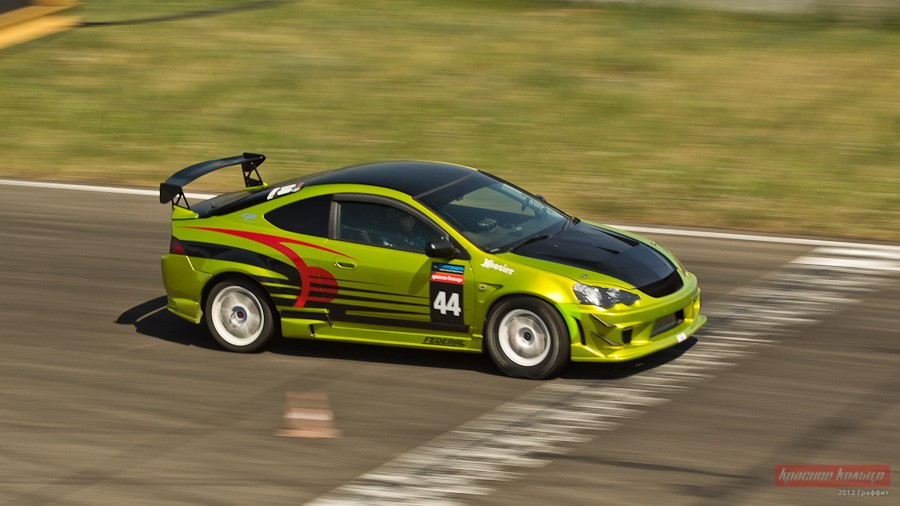 Time attack integra da